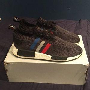 Adidas Nmd R1 Pk Tri Color